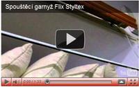 garnyže flix - spouštěcí garnyže styltex