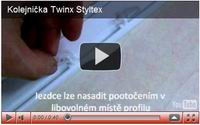 kolejnička twinx styltex